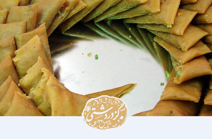 سوهان سوغات اصفهان است.