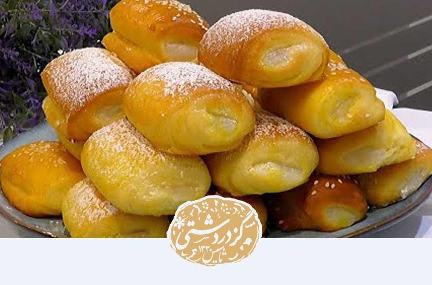چند عدد شیرینی دانمارکی